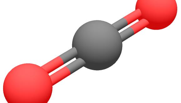 La molécule de dioxyde de carbone - Bio Entrepreneur